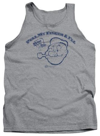 Tank Top: Popeye - Toot! Toot!
