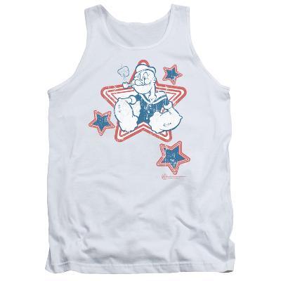 Tank Top: Popeye - Stars