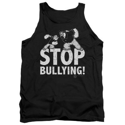 Tank Top: Popeye - Stop Bullying