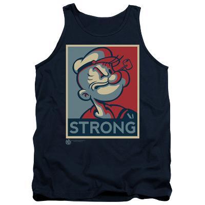 Tank Top: Popeye - Strong