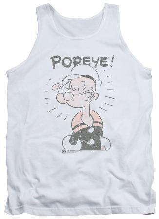 Tank Top: Popeye - Old Seafarer
