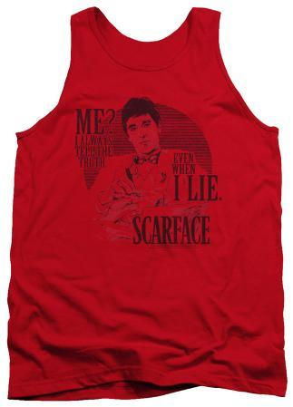 Tank Top: Scarface - Truth