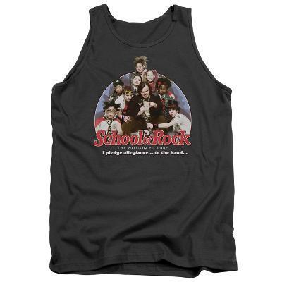 Tank Top: School Of Rock - I Pledge Allegiance