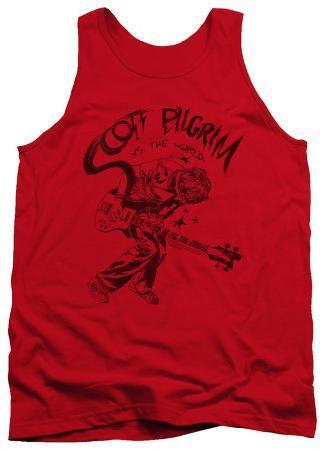 Tank Top: Scott Pilgrim - Rockin