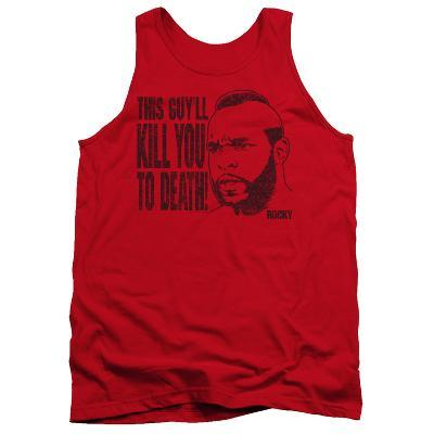 Tank Top: Rocky - Kill You To Death