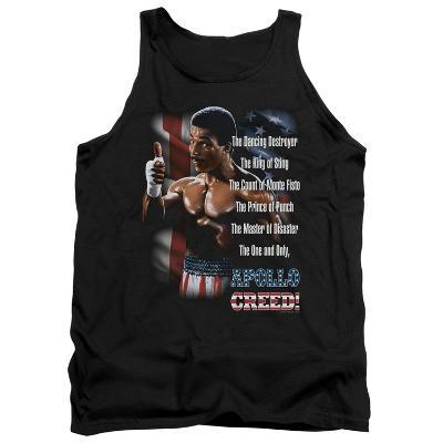 Tank Top: Rocky II - The One And Only