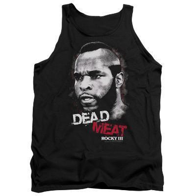 Tank Top: Rocky III - Dead Meat