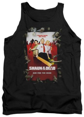 Tank Top: Shaun Of The Dead - Poster