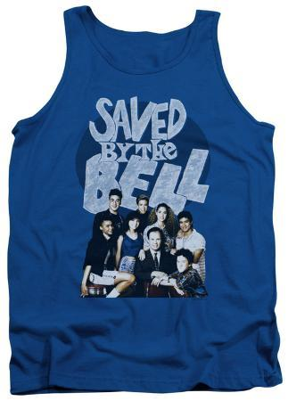 Tank Top: Saved By The Bell - Retro Cast