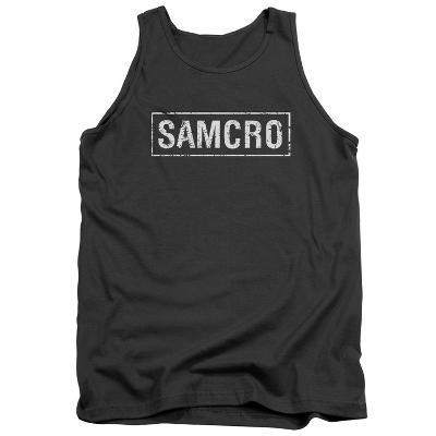 Tank Top: Sons Of Anarchy - Samcro