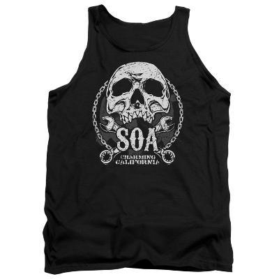Tank Top: Sons Of Anarchy - SOA Club