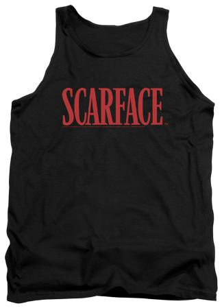 Tank Top: Scarface - Logo