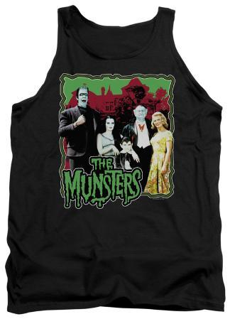 Tank Top: The Munsters - Normal Family
