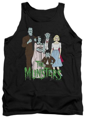 Tank Top: The Munsters - The Family