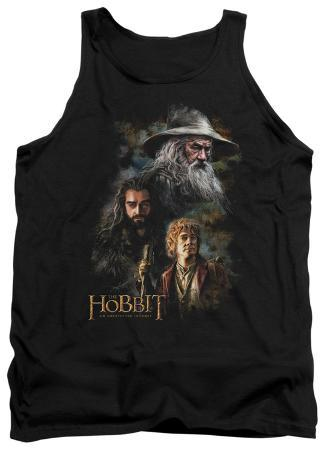 Tank Top: The Hobbit: An Unexpected Journey - Painting