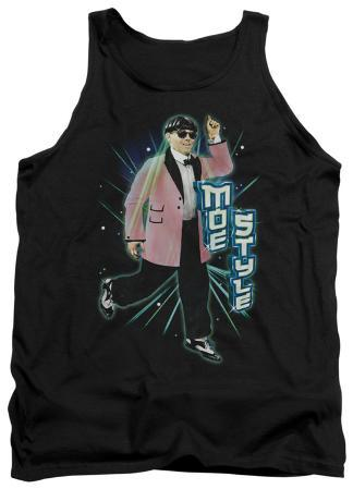 Tank Top: The Three Stooges - Moe Style