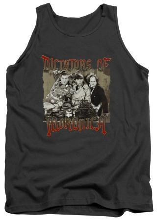 Tank Top: The Three Stooges - Moronica