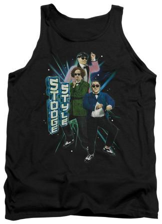 Tank Top: The Three Stooges - Stooge Style