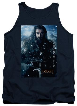 Tank Top: The Hobbit: An Unexpected Journey - Thorin Poster