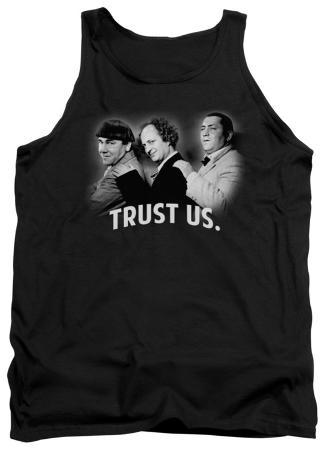 Tank Top: The Three Stooges - Trust Us