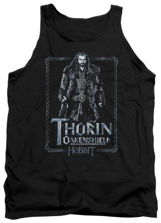 Tank Top: The Hobbit: An Unexpected Journey - Thorin Stare