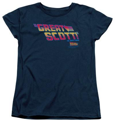 Womens: Back To The Future - Great Scott