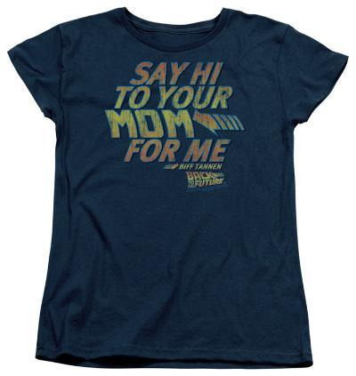 Womens: Back To The Future - Say Hi