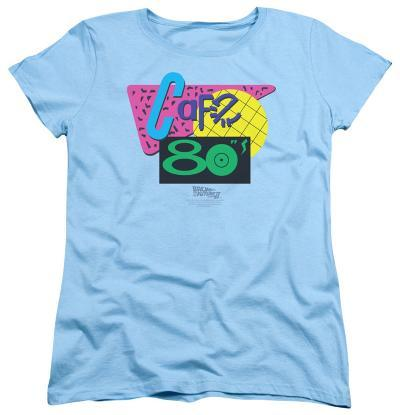 Womens: Back To The Future II - Cafe 80's