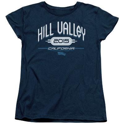 Womens: Back To The Future II - Hill Valley 2015