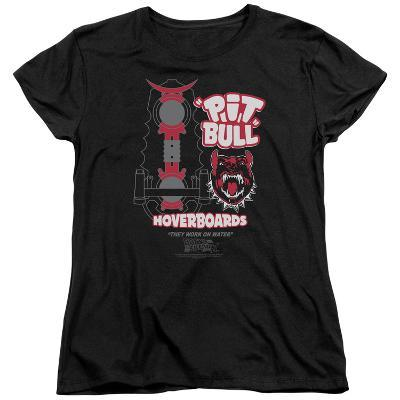 Womens: Back To The Future II - Pit Bull