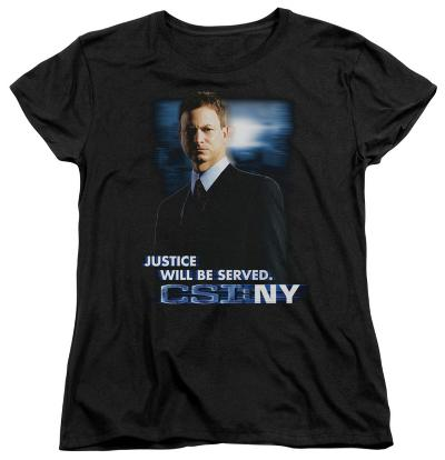 Womens: CSI Ny - Justice Served