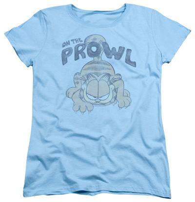 Womens: Garfield - Prowl