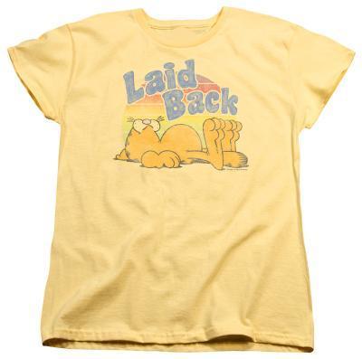Womens: Garfield - Rad Garfield