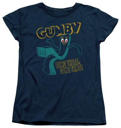 Womens: Gumby - Bend There
