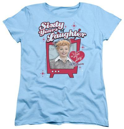 Womens: I Love Lucy - 60 Years Of Laughter
