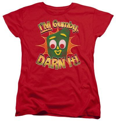Womens: Gumby - Darn It