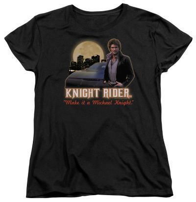 Womens: Knight Rider - Full Moon