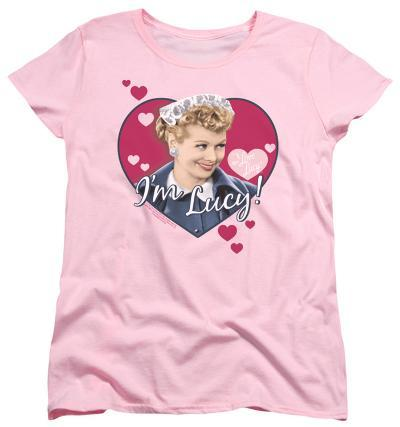 Womens: I Love Lucy - I'm Lucy