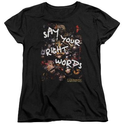 Womens: Labyrinth - Right Words