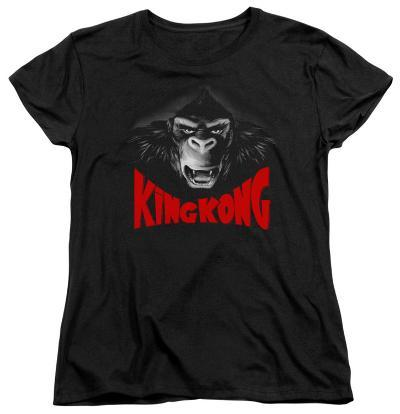 Womens: King Kong - Kong Face