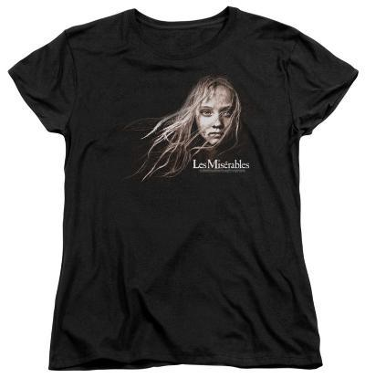 Womens: Les Miserables - Cosette Face