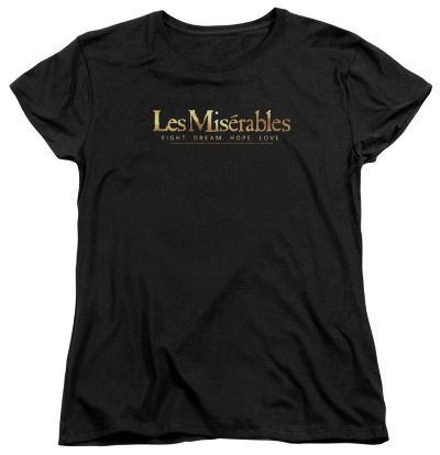Womens: Les Miserables - Logo