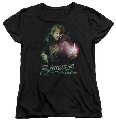Womens: Lord Of The Rings - Samwise The Brave