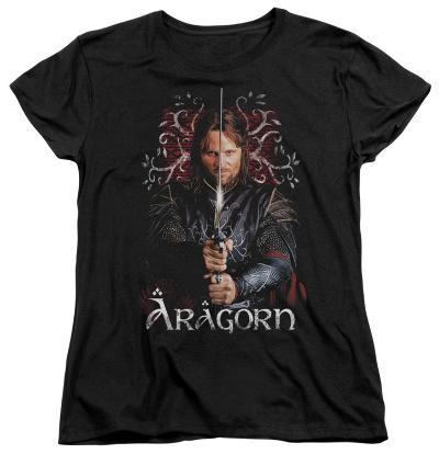 Womens: Lord Of The Rings - Aragorn