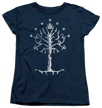 Womens: Lord Of The Rings - Tree Of Gondor