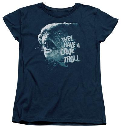 Womens: Lord Of The Rings - Cave Troll