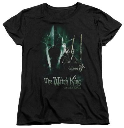 Womens: Lord Of The Rings - Witch King