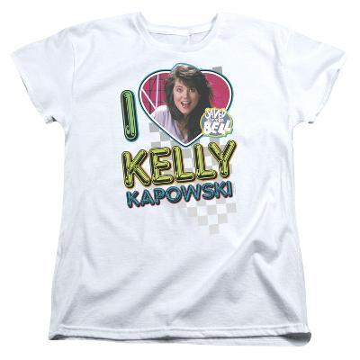 Womens: Saved By The Bell - I Love Kelly