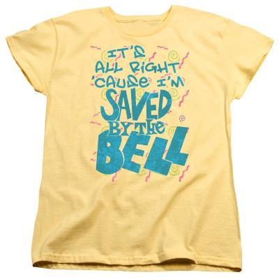 Womens: Saved By The Bell - Saved