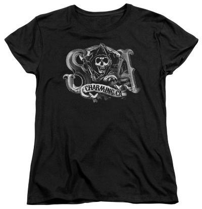 Womens: Sons Of Anarchy - Charming CA